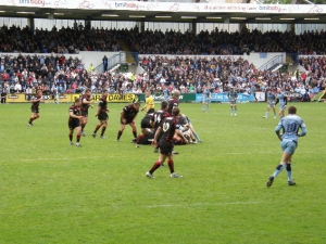 Cardiff - May 09