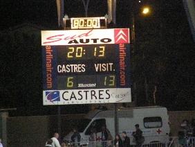 Castre - Oct 2008